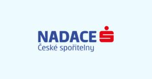 Nadace České spořitelny logo